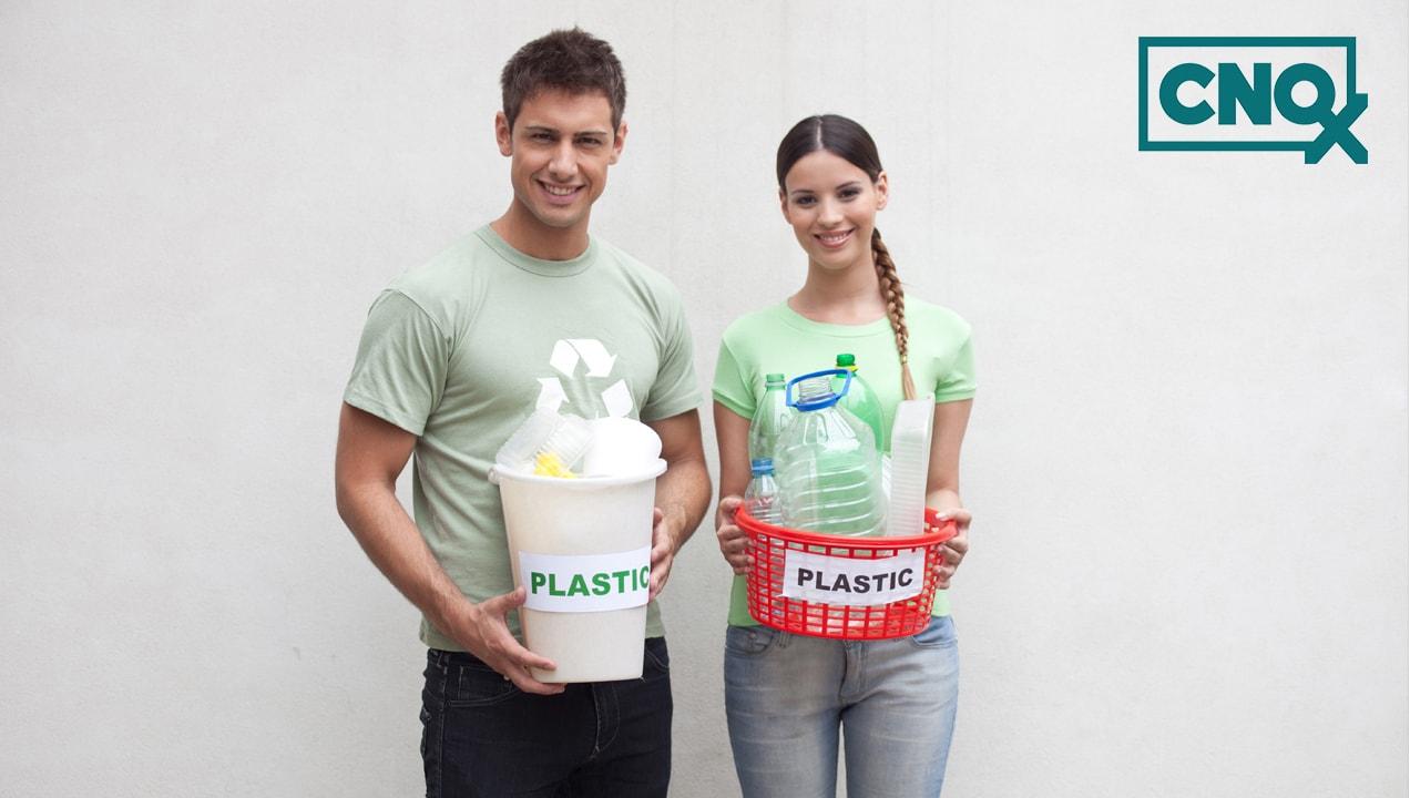 People Recycle Cnox Plastics