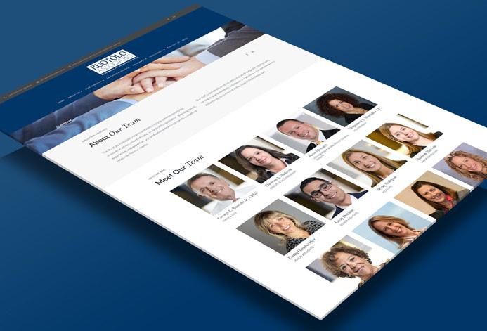 Ruotolo Associates WordPress Website