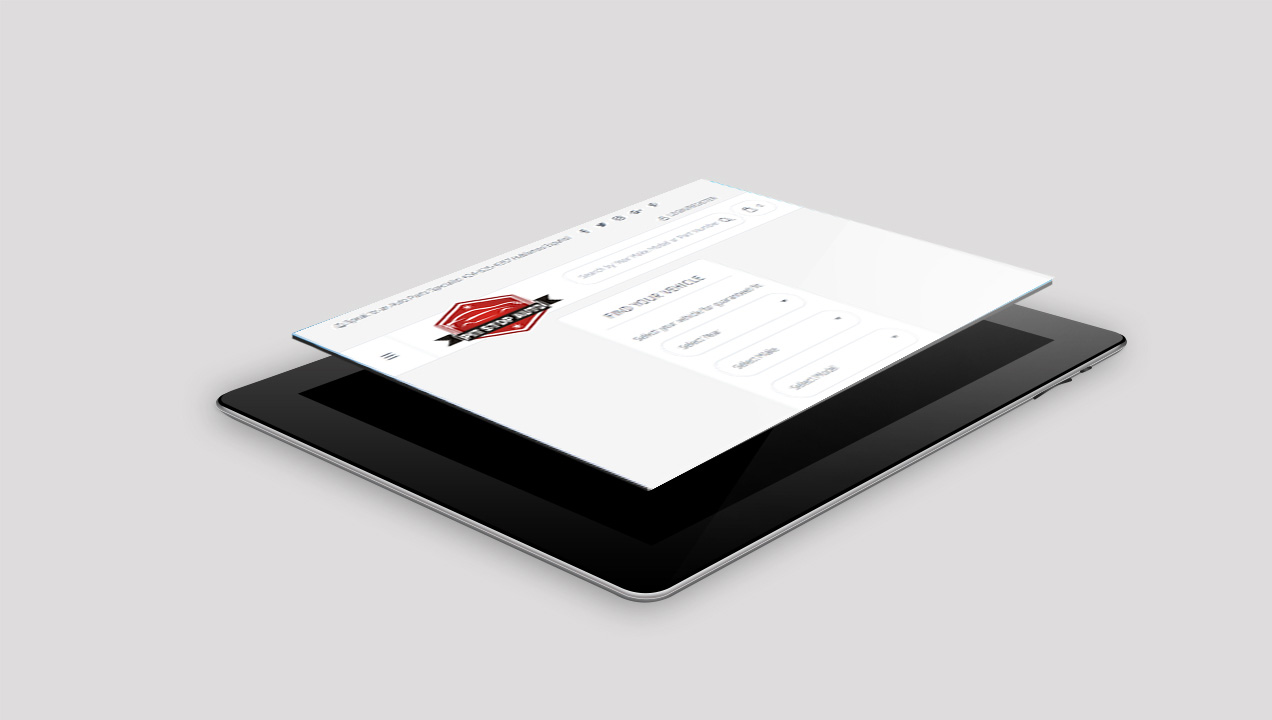 Pit Stop Auto Responsive Website Design