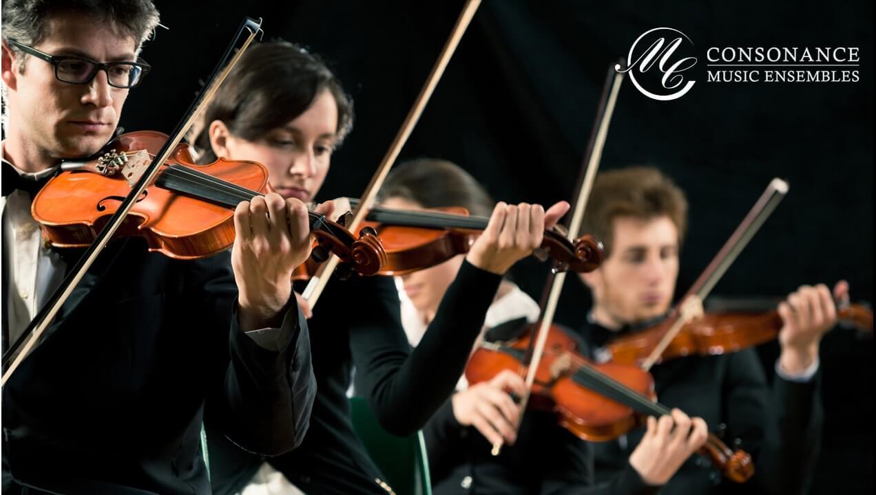 Consonance Music Ensembles performers