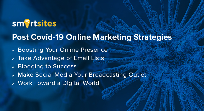 Post Covid-19 Online Marketing Strategies for New Normal
