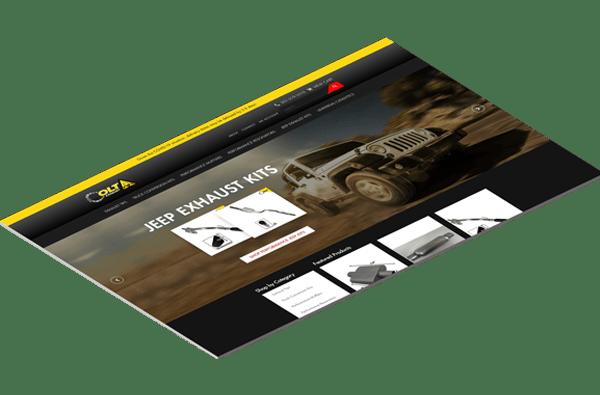 Colt Exhaust: Automotive PPC Example