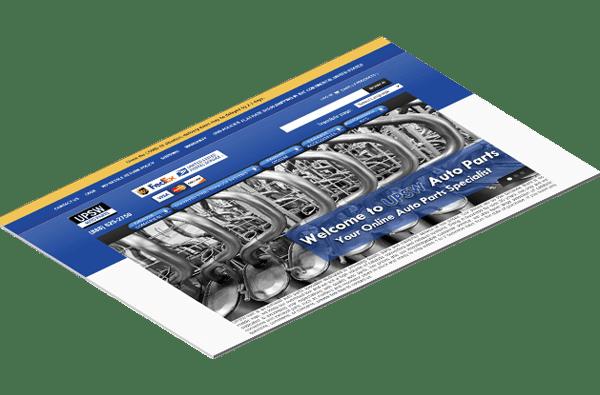 UPSW: Automotive PPC Example