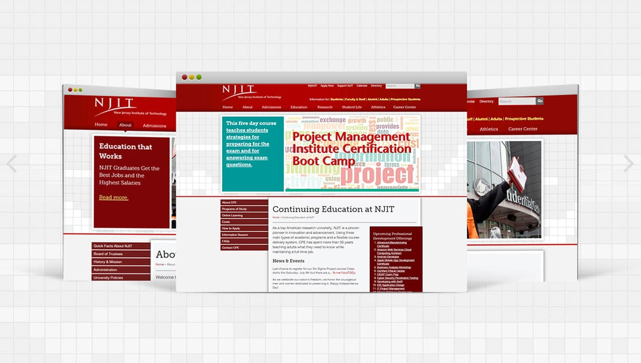 PPC Education: NJIT - Project Management Certification Boot Camp
