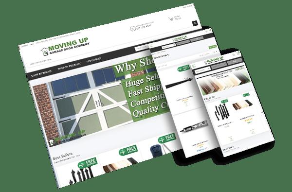 MovingUp Garage Doors: Retail PPC Example