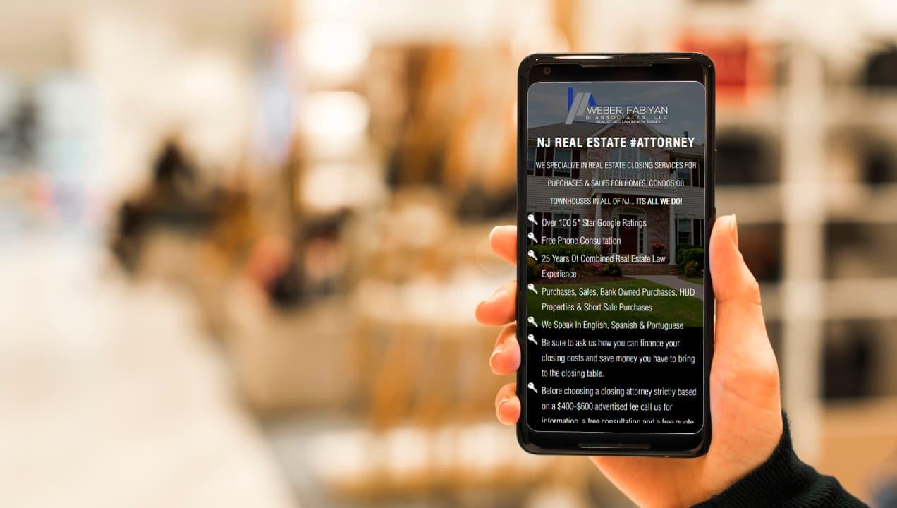 PPC Legal: Weber, Fabiyan & Associates in Mobile