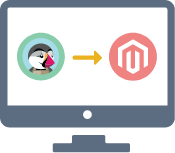 PrestaShop to Magento 2 Migration
