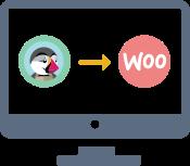 PrestaShop to Woocommerce Migration