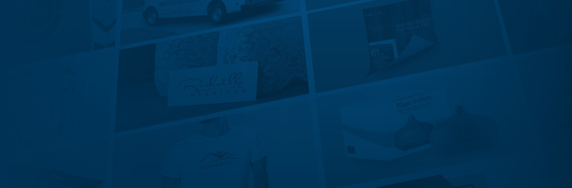 Services Webdesign Branding Banner