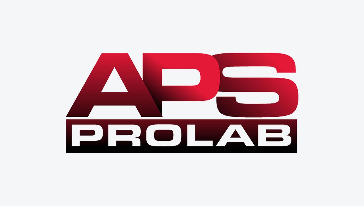 Professional Redesigned Logo Aps Prolab
