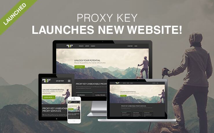 Proxy Key Launches New Website To Bring Proxies Into The Spotlight!