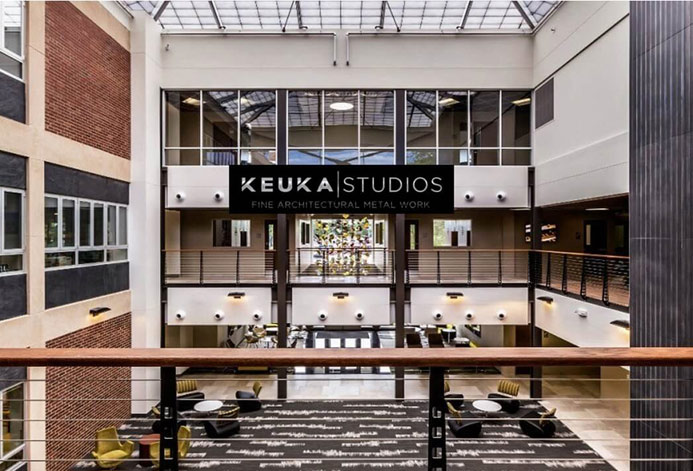 Keuka Studios WordPress Website