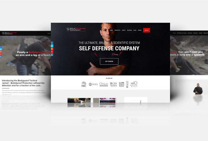 Self Defense Company Others Website
