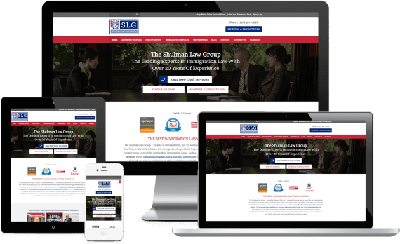 The Shulman Law Group PPC Marketing Legal Services