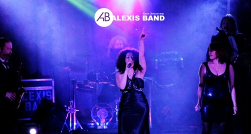 Small Business Alexis Band