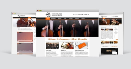 Small Business Consonance Music Ensembles
