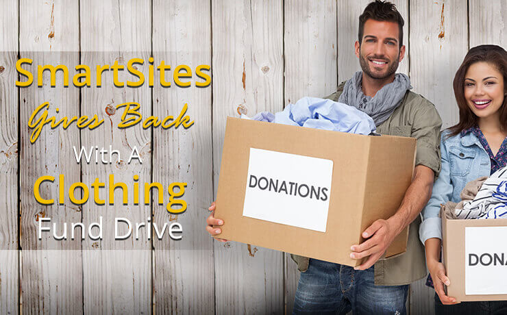 clothing fund drive