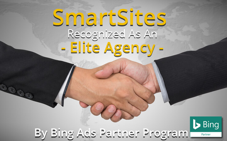 SmartSites Recognized As An Elite Agency By Bing Ads Partner Program