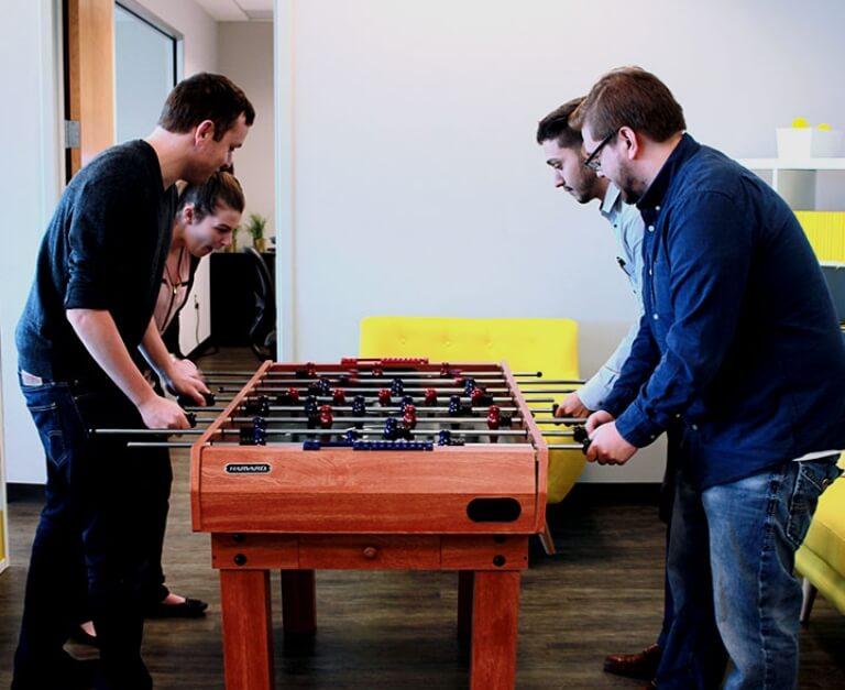 SmartSites team indoor game