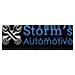 Storm's Automotive Logo
