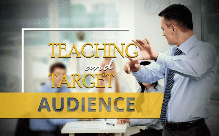 teaching-and-target-audience