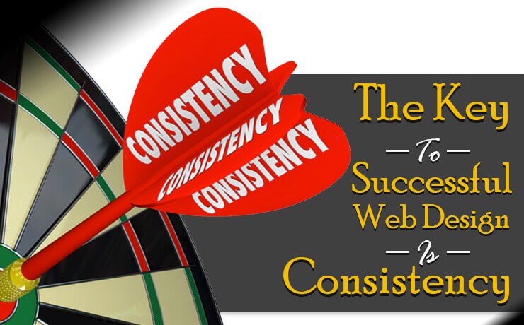 The Key To Successful Web Design Is Consistency