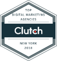 Top Web Design Firm by Clutch