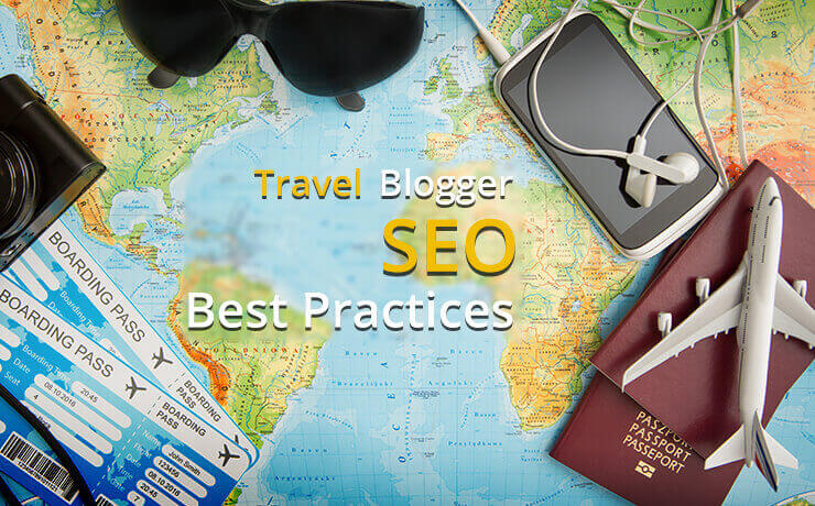 travel blogger SEO