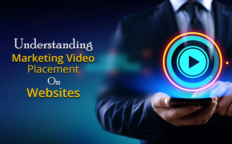 Understanding Marketing Video Placement on Websites