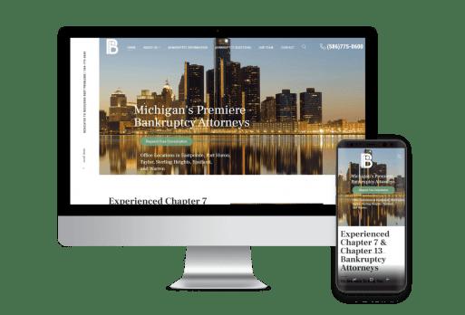 Berman and Bishop Web Design Legal Services