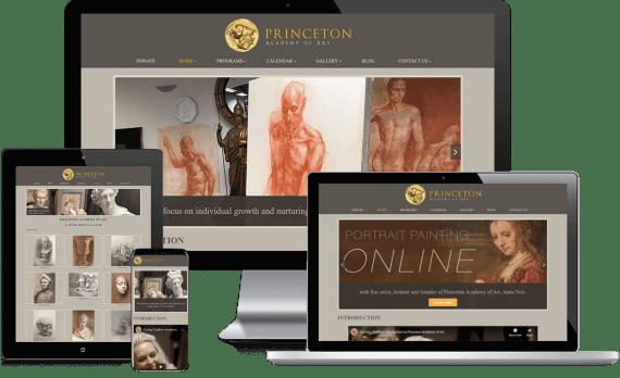 Gemma Foundation Web Design Nonprofit