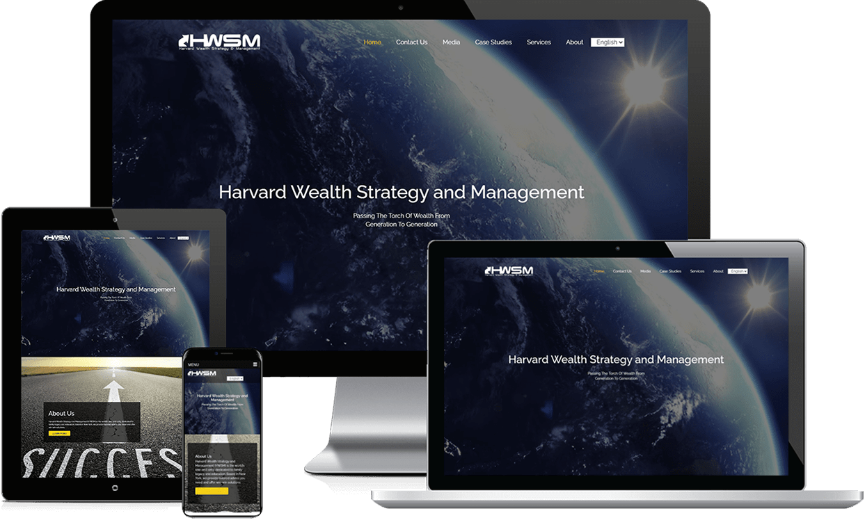 Harvard Wealth Strategy & Management Responsive