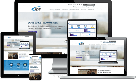 IPS Web Design Business to Business