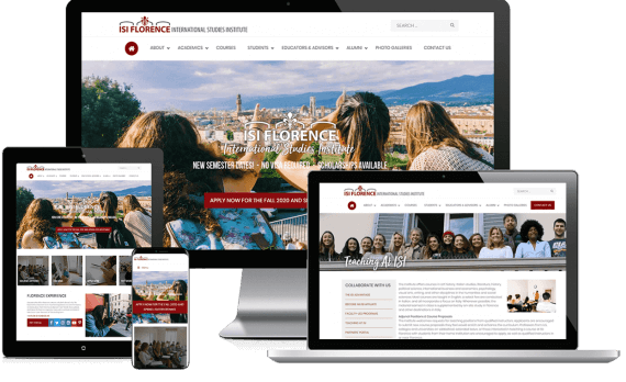 ISI Florence Web Design Education