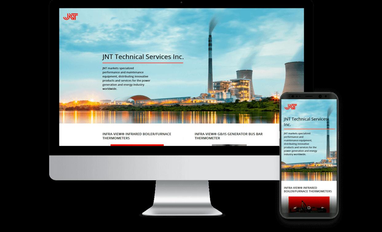 JNT Technical Services Responsive