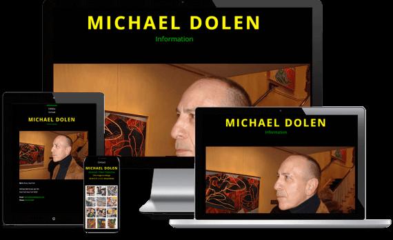 Michael Dolen Web Design Small Business