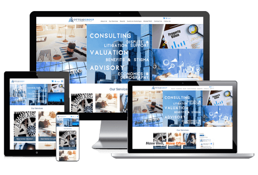 Otteau Web Design Small Business