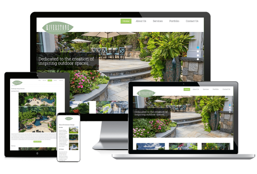 Riverstone Design Studio Web Design Home Services