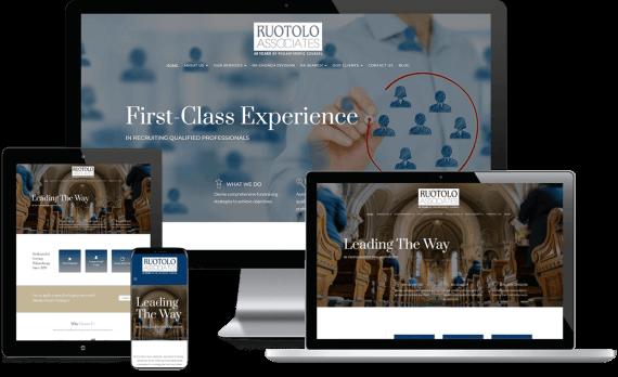 Ruotolo Associates Web Design Business to Business