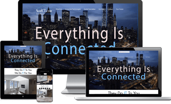 SurfCT Web Design Business to Business