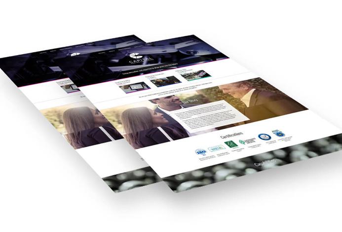 Print Connect WordPress Website