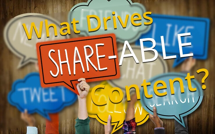 What Drives Shareable Content?