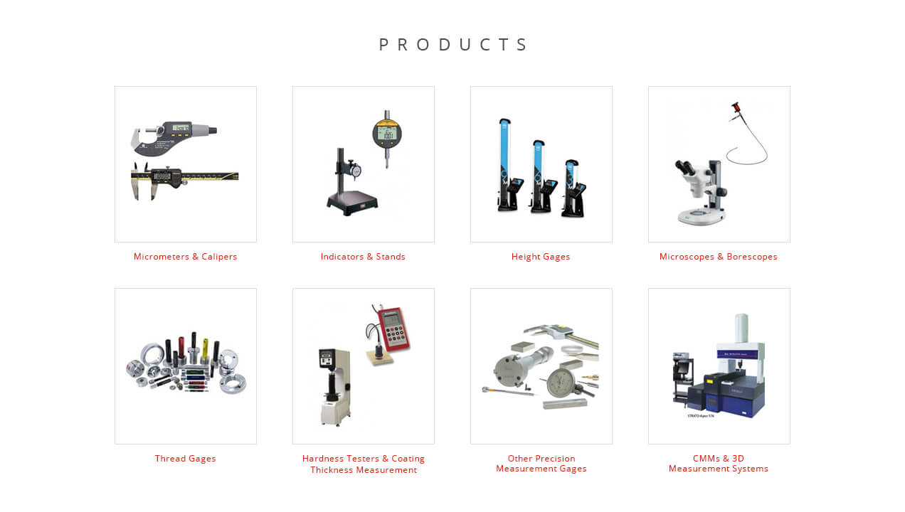 Willrich Precision Instruments Products