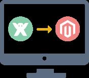 Wix Stores to Magento Migration