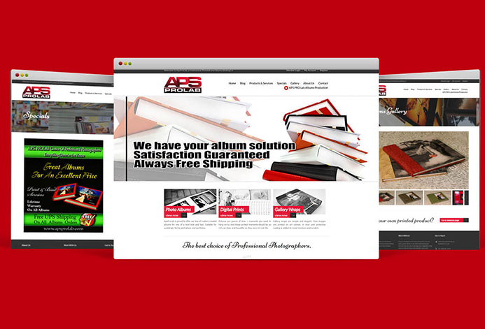 APS Prolab Others Website