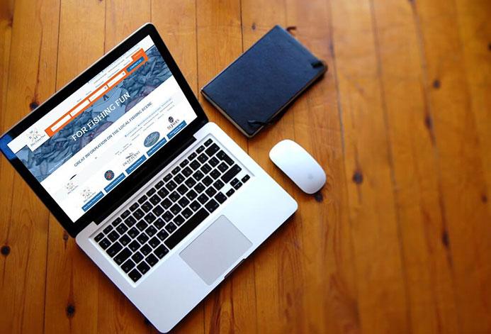 Blue Water Point Marina WordPress Website