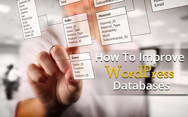 WordPress databases