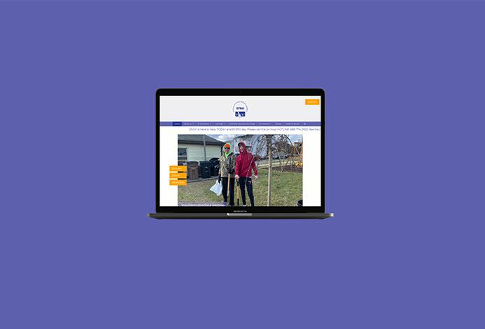 DVCCT WordPress Website