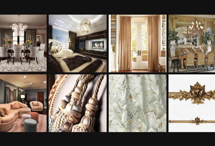 Vogue Window Fashion WordPress Website
